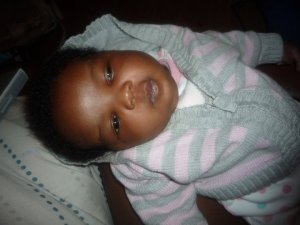 A few weeks old